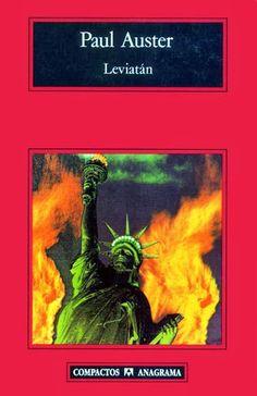 Entre montones de libros: Leviatán. Paul Auster