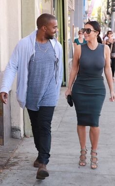 Oops! Kim Kardashian Forgets to Wear a Bra During Dinner Date With Kanye West?Take a Look!