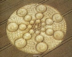 Earth Heal - Ancient Crop Circles of Africa - Credo Mutwa