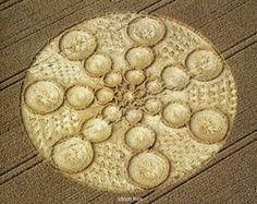 Earth Heal - Ancient Crop Circles of Africa - Credo Mutwa