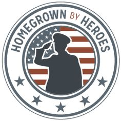 Homegrown By Heroes mission is to engage the consumer in a completely new way by communicating that Homegrown By Heroes agricultural products represent the labors of hardworking veterans that have now chosen to become farmers to feed the nation. The Homegrown By Heroes label should represent authenticity, allowing consumers to proudly support veteran-farmers.