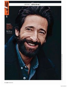 Creative Boys Club » Adrien Brody