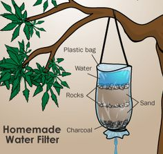 Water purification and Filtration one of the Most Important Skills for a Prepper  http://www.preparednessadvice.com/