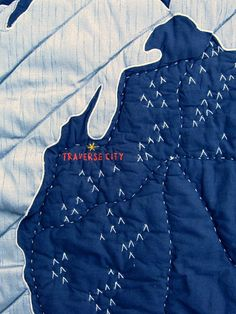 Haptic Lab - Great Lakes Quilt