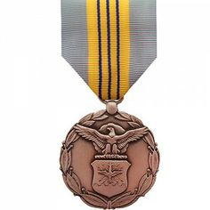 The Air Force Meritorious Civilian Service Award Medal is granted to Air Force civilian employees upon accomplishing the responsibilities assigned to them for at least one year in an exemplary manner. This achievement must be performed with a reasonable degree of command-wide mission impact that sets a record of individual accomplishment, and helps as an incentive for others to advance the quality and quantity of their work performance. This individual must also construct, initiate, and…