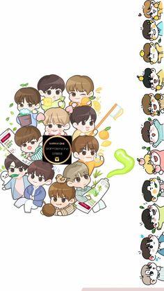 A Love So Beautiful, My Big Love, Exo Anime, Anime Art, Running Man Korean, Jaehwan Wanna One, Single Pic, Ong Seung Woo, Aesthetic Pastel Wallpaper