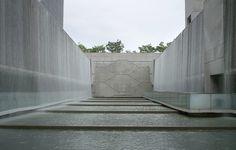 The lionized Japanese architect takes us through his Manhattan masterpiece