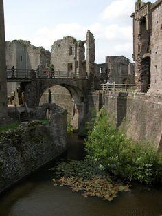 Reglan Castle - Wales