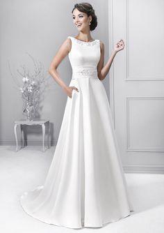 Agnes Bridal Dream Brautkleider 2015 | miss solution Bildergalerie - Modell 14333 by AGNES BRIDAL DREAM