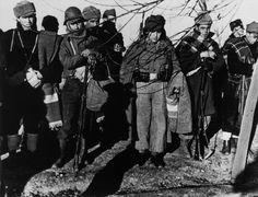 Madrid, España. Un miembro de las Brigadas Internacionales. Por Robert Capa, (noviembre-diciembre de 1936)