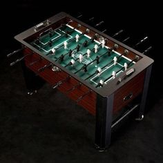 ICYMI: Luxury Foosball Soccer Table High Performance 54 In Family Arcade Play Room