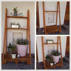 Ladder Decor, Home Decor, Homemade Home Decor, Decoration Home, Interior Decorating
