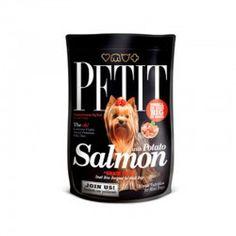 Petit Dry Adult SalmPat Grain Free 1,5Kg