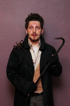 Home Alone Halloween costume