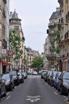 Montparnasse, Paris, France.