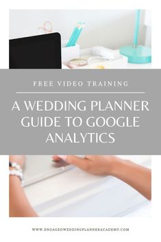 If you're a new wedding planner and just getting started with Wix, here is a video on how to install your google analytics. | Google Analytics, website platforms for wedding planners, wedding planner business, Wedding Planner Guide to Google Analytics, wedding planner website, wedding planner website design, wedding planner website ideas, wedding planner website template, wedding website tips, Wix wedding planner website