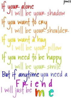 Best Friend Quotes | Just A little Best Friend Friend quotes!!