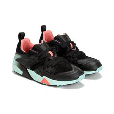 check out a0b4a f7b19 Pink Dolphin x PUMA Blaze of Glory in Black