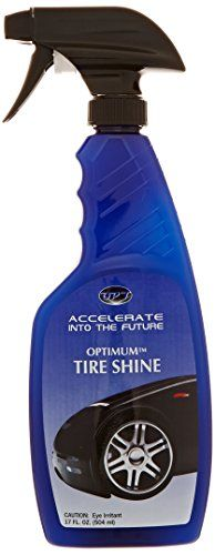 Leaves your tires looking great with a advanced formula that eliminates premature drying and checking common to petroleum based products. No harmful chemicals that break down rubber protectant and preservative compounds found in tires, trim and moldings.