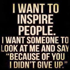 "I Want to inspire people. I want someone to look at me and say "" Because of you I didn't Give up"" #Chitrchatr #EarlySubscribersPromo"