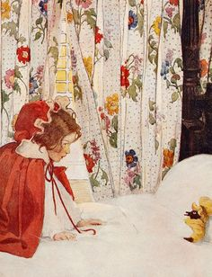 Little Red Riding Hood 3 by Jessie Wilcox Smith