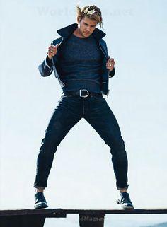 Chris Hemsworth - CQ Magazine (Jan2015)_3 #ChrisHemsworth #Magazine #CQ