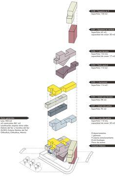 "environmentarchitectures: "" urbanika: "" Conjunto Dakota. Urbanika. 2009. "" """