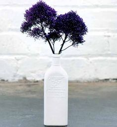 Pharmacy Bottle Vase <3