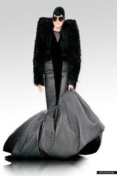 SS'2013 'La Métamorphose' Fashion Collection // Eric Matyash | Afflante.com