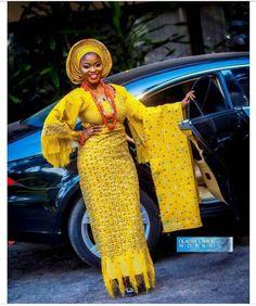African Wedding Attire, African Attire, African Wear, African Women, African Dress, African Style, Africa Fashion, African Print Fashion, African Fashion Dresses