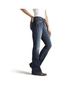 Women's Tied Up Jean, Spitfire