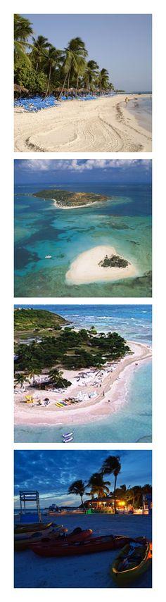 It felt like paradise! Palomino Island El Conquistador Resort & Las Casitas Village | Puerto Rico