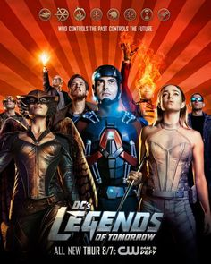 Click to View Extra Large Poster Image for Legends of Tomorrow