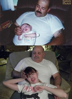 35 Most Adorably Awkward Childhood Photo Recreations