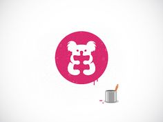 Smart Logo Using Negative Space