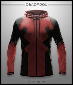 Custom Hoodie Designs Based on Comic Book Heroes and Antiheroes