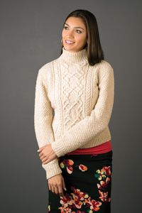 Ballinamore Sweater from Love of Knitting - Spring 2014 Issue