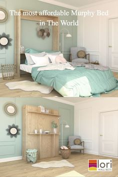 The Lori Wall Bed is the simplest, most practical and most affordable Murphy bed available anywhere. Get everything you need from a Murphy bed in a stylish, budget-friendly package, while avoiding what makes other Murphy beds so expensive. Best Murphy Bed, Murphy Beds, Lori Walls, Bed Wall, Budget, Stylish, Simple, Furniture, Home Decor