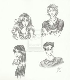 The Mortal Instruments fan art