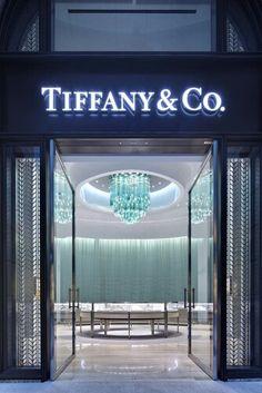 Tiffany & Co. New York.