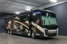 "TRAVEL LIKE ROYALTY!!!  2017 Entegra Coach Insignia 44B This mansion on wheels is great in any weather with an enclosed, heated, and insulated underbelly! Travel with confidence with incredible cockpit monitoring systems! Of course your stay will be comfortable with name brand appliances and fixtures! The 44B is 44'11"" long and runs on diesel!  Give our Insignia expert Evan Shepard a call 616-863-7444 for pricing and more information."