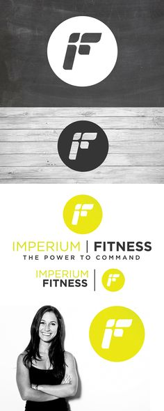 Imperium Fitness logo design done by 320creative, check us out at: 320creative.org or https://www.facebook.com/320creative.mn/