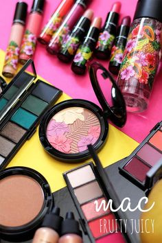 nice The MAC Fruity Juicy Collection Is a Fiesta of Fruit for Bronzed Babes