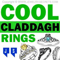 ►► VERY COOL CLADDAGH RINGS ►► Jewelry Secrets