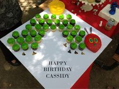 The Very Hungry Caterpillar: Cake