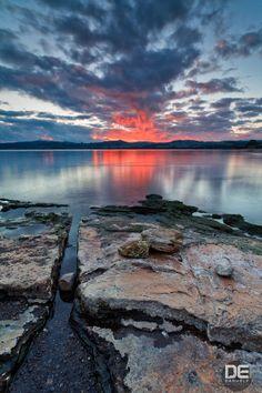 final burst by DarkElf Photography | Lake Taupo, New Zealand