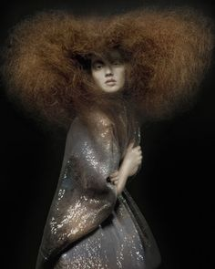 Avant Garde Hairdresser of the Year 09 Finalists' Collections - HJi