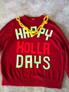 5 Key Steps to Wearing the Ugliest Christmas Sweater