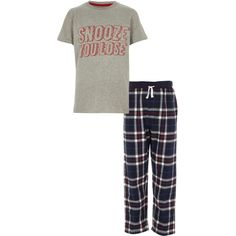 Get him set for bed with our boys nightwear. From boys pyjamas to dressing gowns and loungewear, our boys nightwear will have him ready for tuck-in time. Boys Pjs, Boys Pajamas, Pyjamas, Pajama Set, Pajama Pants, Commercial Design, Nightwear, Lounge Wear, Dressing