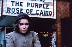 #film The Purple Rose of Cairo / Directed by Woody Allen